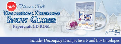Traditional Christmas Snow Globes CD Launch
