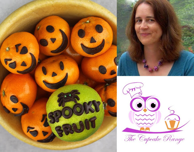 Spooky Fruit Tutorial Video