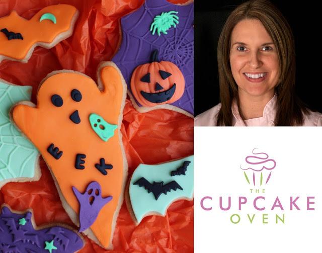 Halloween Cookies by Sarah Thomas