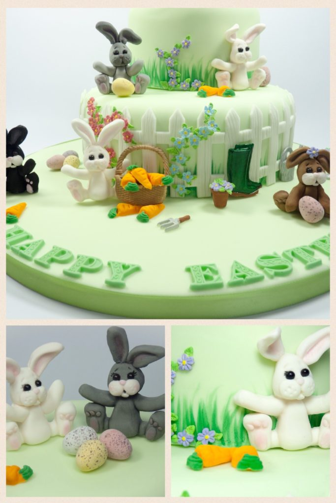 18 Katy Sue Designs Easter Rabbit Cake