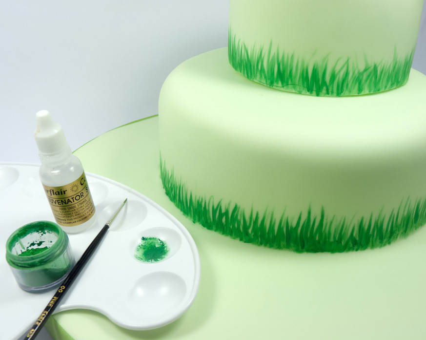 3-cake-edible-paint-brush-grass